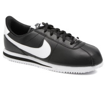 Cortez Basic Sl (Gs) Sneaker in schwarz