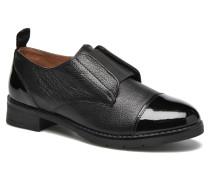 Chadra Schnürschuhe in schwarz