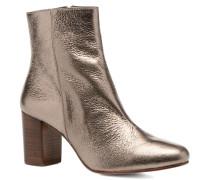 Lux Stiefeletten & Boots in goldinbronze