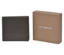 JULES Portebillets 2 poches Portemonnaies & Clutches für Taschen in braun