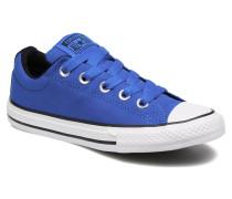 Chuck Taylor All Star Street Slip Sneaker in blau