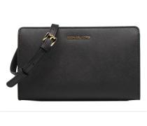 Jet Set Travel LG Clutch Handtaschen für Taschen in schwarz