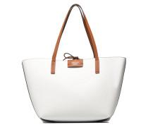 Bobbi Reversible Tote Handtaschen für Taschen in braun