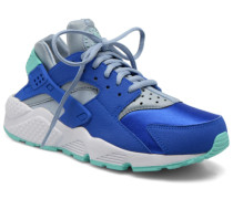Wmns Air Huarache Run Sneaker in blau