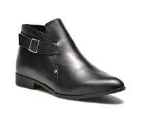 Utara leather buckel Stiefeletten & Boots in schwarz