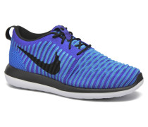 Roshe Two Flyknit (Gs) Sneaker in blau