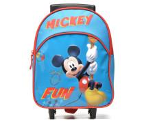 Sac à dos Trolley Mickey Rucksäcke für Taschen in blau