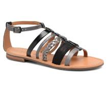 D SOZY E D722CE Sandalen in schwarz
