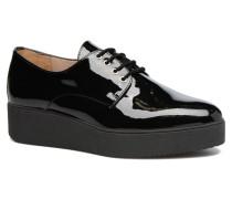 Caler Schnürschuhe in schwarz