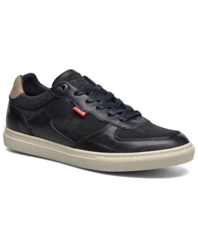 Perris Oxford Sneaker in blau