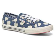 Baker lunar Sneaker in blau