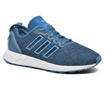 Zx Flux Adv J Sneaker in blau