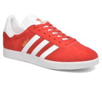 Gazelle Sneaker in rot