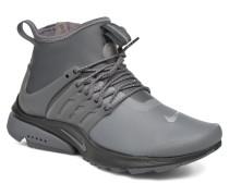 W Air Presto Mid Utility Sneaker in grau