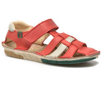 Kiri E278 Sandalen in rot