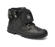 Baggy Cash Studs Sneaker in schwarz
