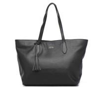 Cabas Shopper Porté épaule Handtaschen für Taschen in schwarz