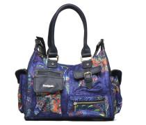 London Medium Handbag Handtaschen für Taschen in blau