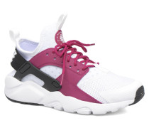 Air Huarache Run Ultra Gs Sneaker in weiß
