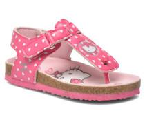 Hk Venzo Sandalen in rosa