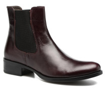 Abea Stiefeletten & Boots in weinrot