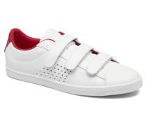 Charline Strap Streetwise Sneaker in weiß