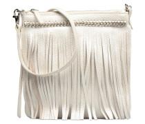 Pochette Floppy Fringes&Chains Handtaschen für Taschen in weiß