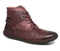 HOBYLOW Stiefeletten & Boots in weinrot