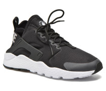 W Air Huarache Run Ultra Sneaker in schwarz