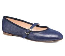 Ebory Ballerinas in blau