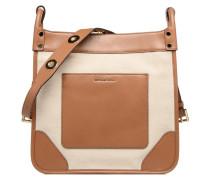 SULLIVAN LG NS MESSENGER Handtaschen für Taschen in beige