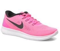 Wmns Free Rn Sportschuhe in rosa