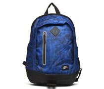 Ya Cheyenne Print BP Rucksäcke für Taschen in blau