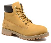 Evan 1 Stiefeletten & Boots in beige