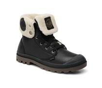 Baggy ls w Stiefeletten & Boots in schwarz