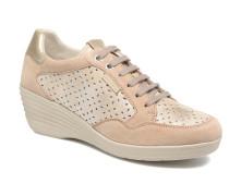 Ebony 22 Sneaker in beige