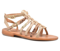 Baille Sandalen in goldinbronze