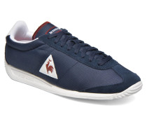 Quartz Nylon Sneaker in blau