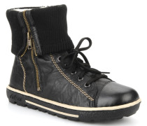 Hulla Z8760 Sneaker in schwarz