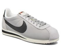 Classic Cortez Nylon Aw Sneaker in grau