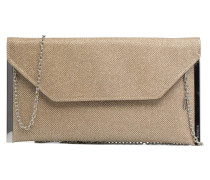 Grossi Handtasche in goldinbronze