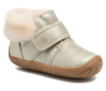Jorgen Stiefeletten & Boots in goldinbronze