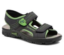 Korbl Sandalen in schwarz