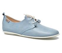 Calabria 9177123KR Schnürschuhe in blau