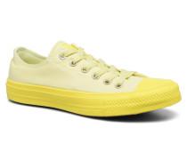 Chuck Taylor All Star II Ox Pastel Midsoles W Sneaker in gelb