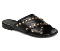 CASSIDES Clogs & Pantoletten in schwarz
