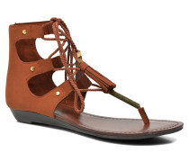 JAKKI Sandalen in braun
