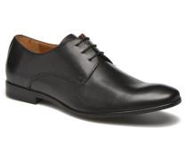 Nailsworth Schnürschuhe in schwarz