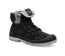 Us Baggy F Sneaker in schwarz