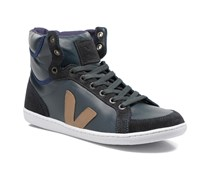 Spma leather Sneaker in blau